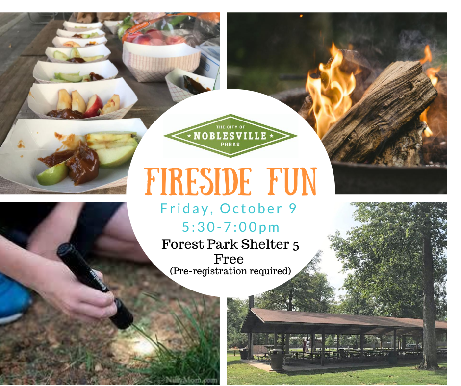 Fireside fun 10.9.2020 preregistration required