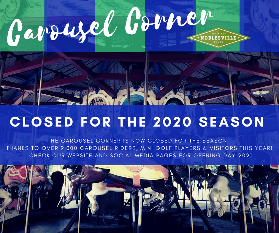 Carousel Corner_ Closed for Season 2020