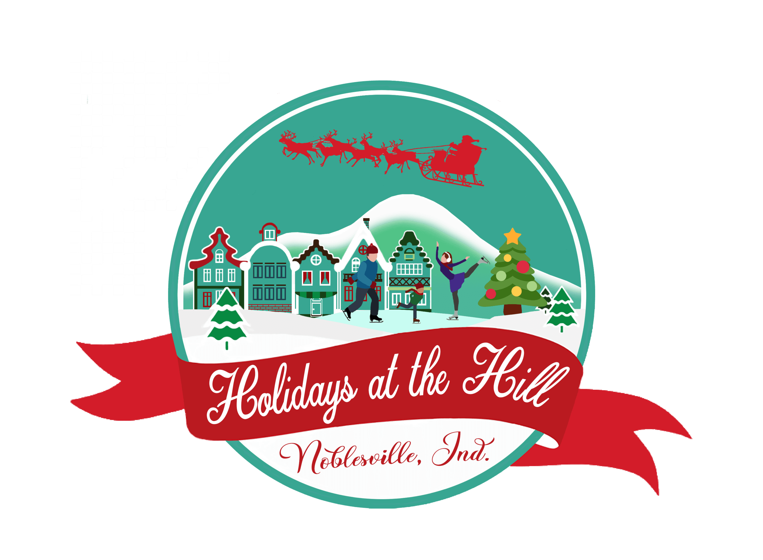 Holidays at the Hill Logo