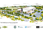 Finch Creek rendering